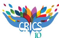 Logo do Décimo Congresso Regional de Informação em Ciências da Saúde